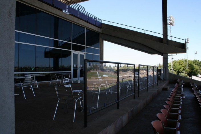 Sacramento Mile Exterior Patio in Lounge
